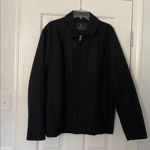 Kenneth Cole Reaction men's wool blend Coat